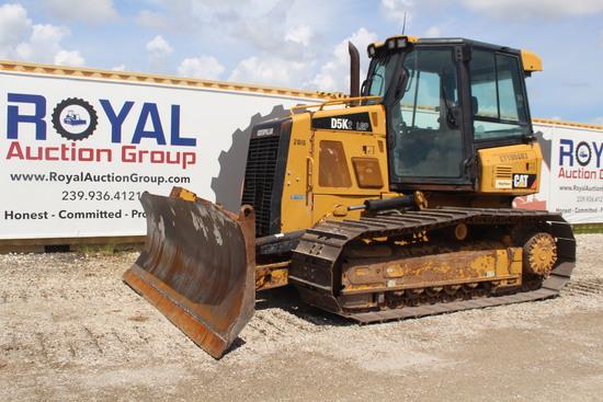 2012 Caterpillar D5K2 LGP Crawler Tractor Dozer