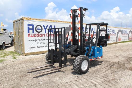 2005 Princeton E2-3RVX 5,000lb Piggy Back Forklift
