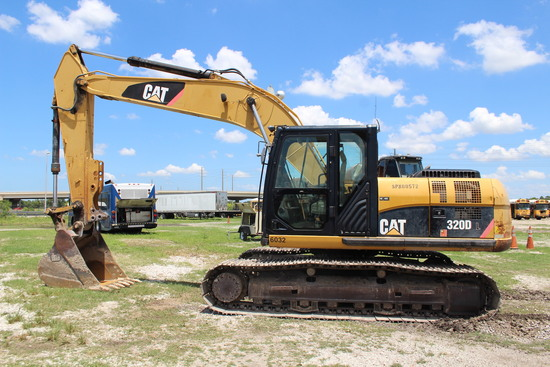 2011 Caterpillar 320D L Hydraulic Excavator