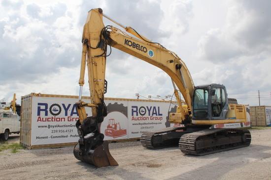 2007 Kobelco SK295 LC Hydraulic Excavator