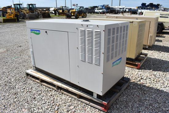 Generac 35kW 1 Phase Industrial Generator