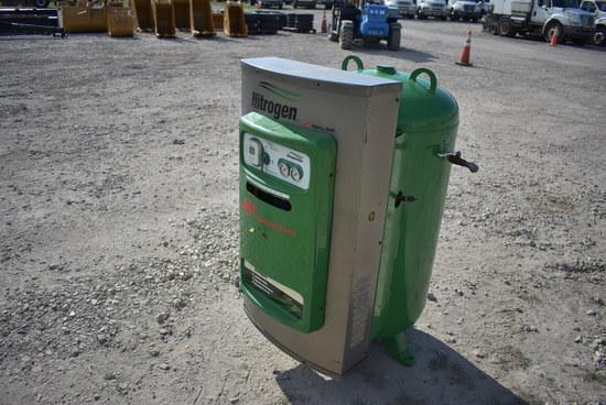 Ingersoll Rand Liquid Nitrogen Tank