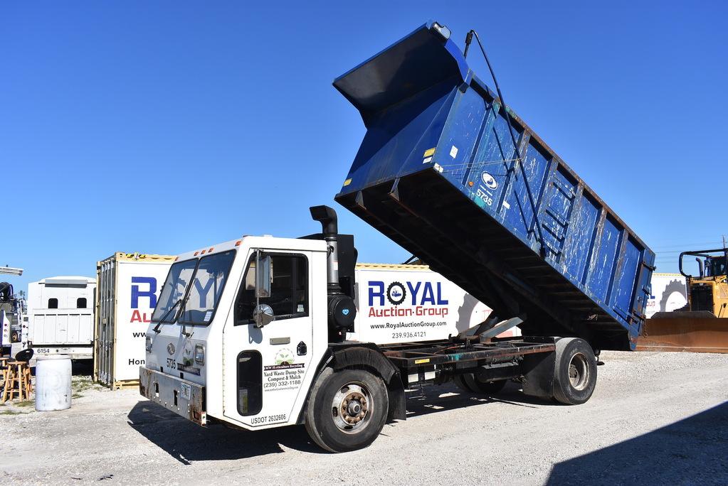 2008 Crane Carrier Dump Truck