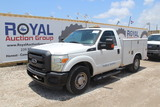 2012 Ford F-250 XL Super Duty Service Truck
