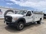 2014 Ford F-450 Super Duty Service Truck