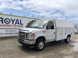 2015 Ford E-350 Super duty Service Van