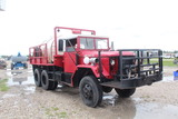 1968 Keiser Jeep M35A2 2.5 Ton 6x6 Water Pump Fire Engine