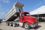 2001 International 9200i Aluminum Tri-Axle Dump Truck