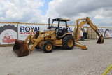 Caterpillar 446B 4x4 Extend A Hoe Backhoe Loader