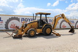 2005 Caterpillar 420D 4x4 Extend A Hoe Backhoe Loader