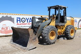 2006 John Deere 544J Articulated Wheel Loader