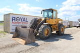 2006 Volvo L60E Articulated Wheel Loader