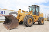 John Deere 544H Articulated Wheel Loader
