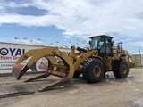 2011 Caterpillar 966K Articulated Wheel Loader