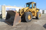 1979 Caterpillar 966C Articulated Wheel Loader
