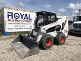 2017 Bobcat S740 Rubber Tired Skid Steer loader
