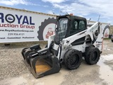 2010 Bobcat S650 Skid Steer Loader