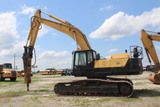 Komatsu PC400LC-5L Hydraulic Demolition Excavator BREAKER NOT INCLUDED