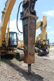 2005 Indeco Heavy Duty Hydraulic Breaker Demo Hammer