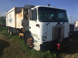 2003 Autocar / Heil Side Loader Garbage Truck