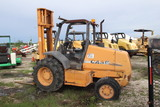 2005 Case 586D 6,000lb 4x4 All Terrain Forklift