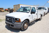 2006 Ford F-250 XL Super Duty Service Truck