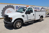 2008 Ford F-250 XL Super Duty Service Truck
