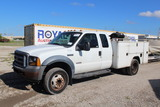 2007 Ford F-450 XL Super Duty Service Truck