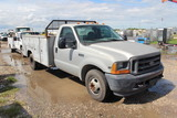 2001 Ford F-350 Super Duty Service Truck