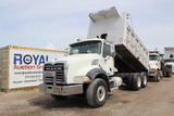 2006 Mack Granite CT713 Tandem Axle Dump Truck