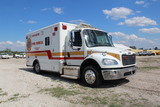2011 Mercedes M2 Business Class Rescue Ambulance