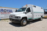 2007 GMC C5500 Enclosed Utility Truck