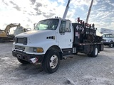 2002 Sterling Acterra 7500 Fuel and Lube Service Truck