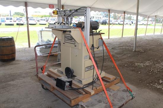 Ritter Horizontal Milling Machine