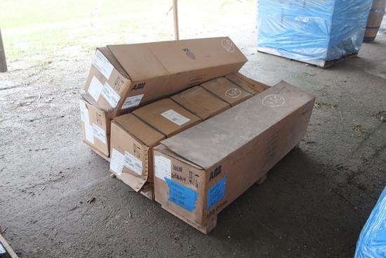 4 ACH550-VCR-08A8-4+F267 HVAC Drives