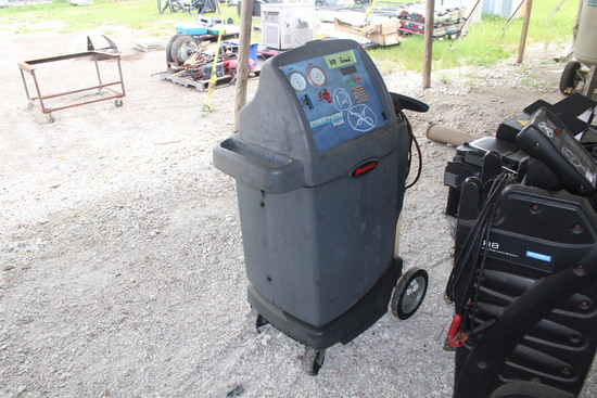 RobinAir Cool Tech 34288 Recovery Recycle Recharge Unit