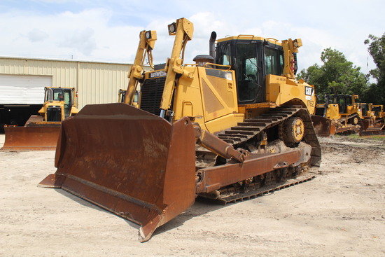 2007 Caterpillar D8T Crawler Tractor Dozer