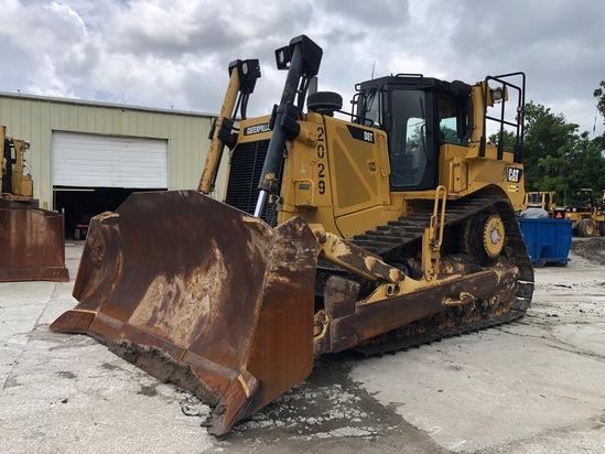 2013 Caterpillar D8T Crawler Tractor Dozer