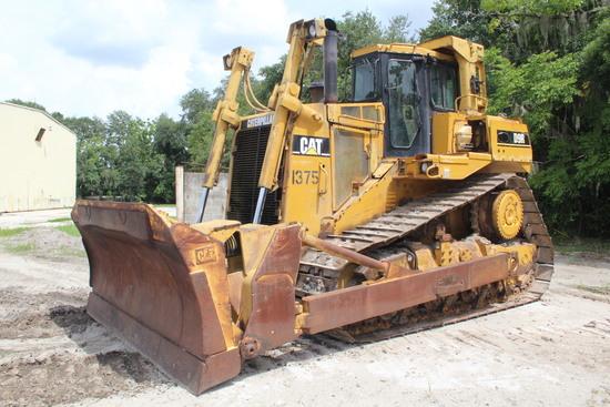 2000 Caterpillar D9R Crawler Tractor Dozer