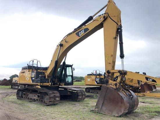 2012 Caterpillar 349E L Hydraulic Excavator