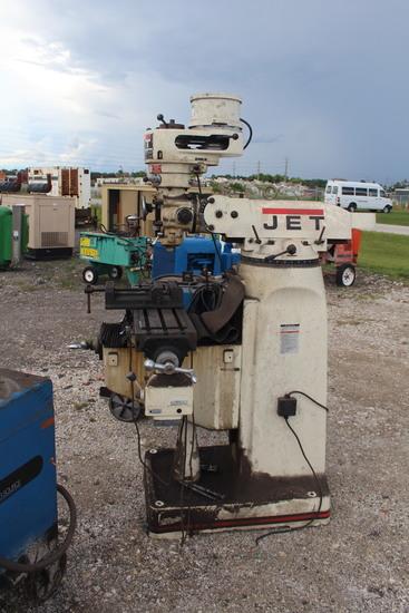 Jet JTM-1 Turret Milling Machine