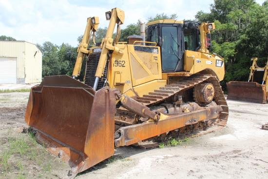 2010 Caterpillar D8T Crawler Tractor Dozer