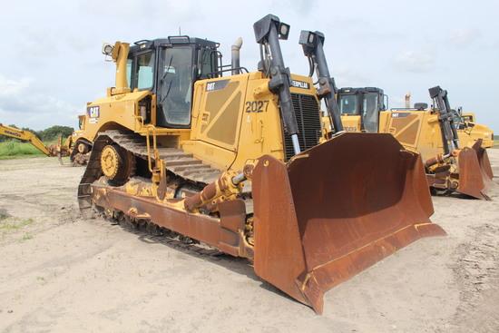 2012 Caterpillar D8T Crawler Tractor Dozer