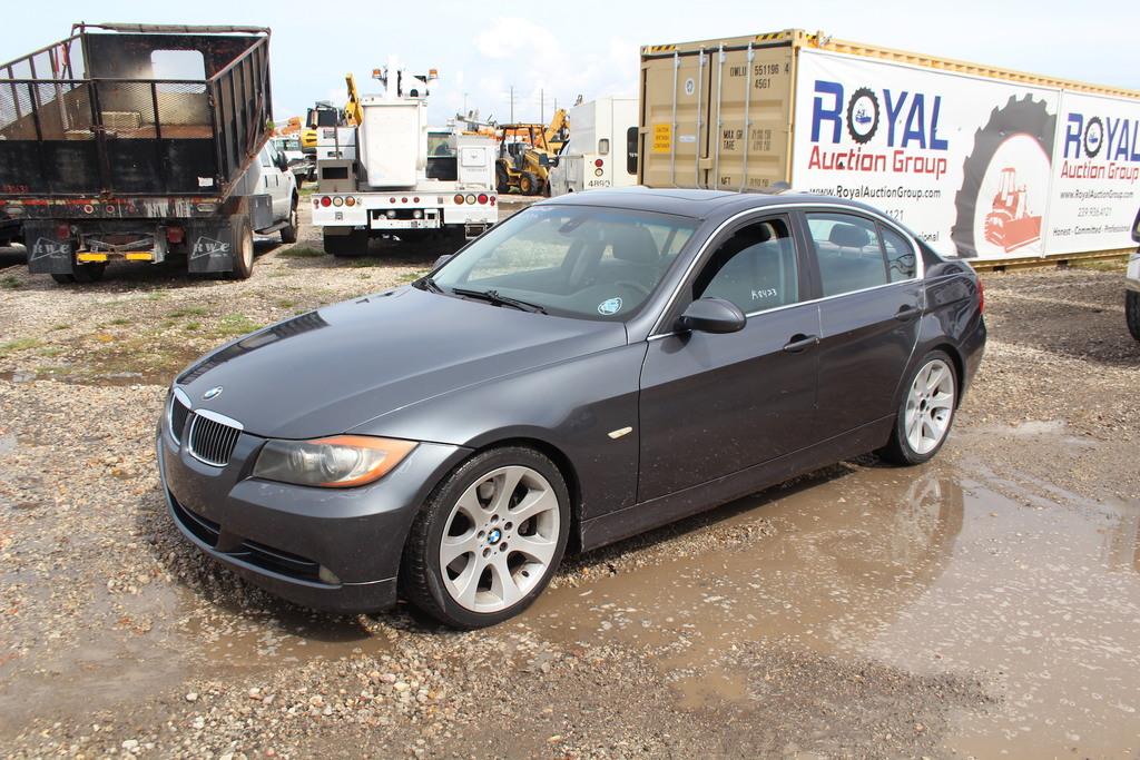 2006 BMW 330i 4 Door Sedan