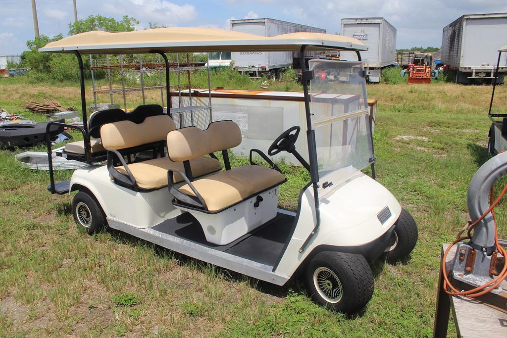 EZ-Go 6 Passenger Golf Cart