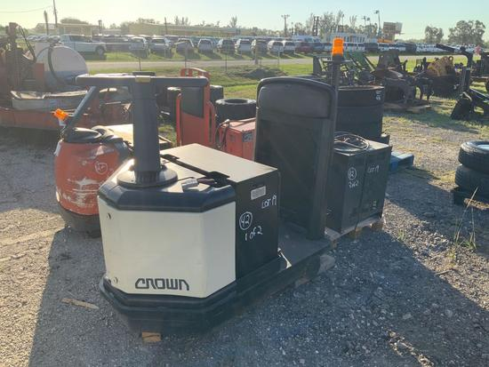 Crown Electric Warehouse Buggy