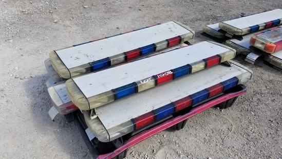 5 Police Light Bars