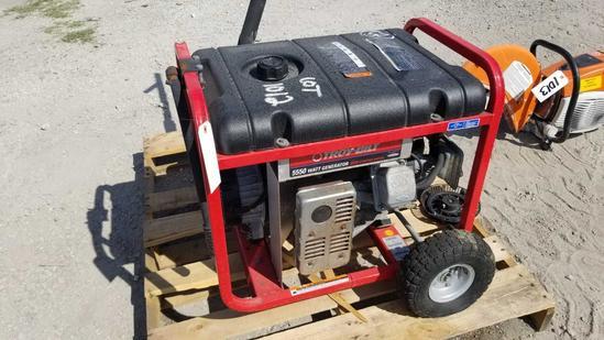 Troy-Bilt 5500 Watt Portable Generator