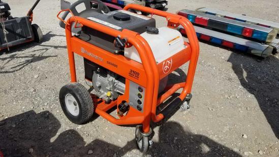 Husqvarna Portable Pressure Washer