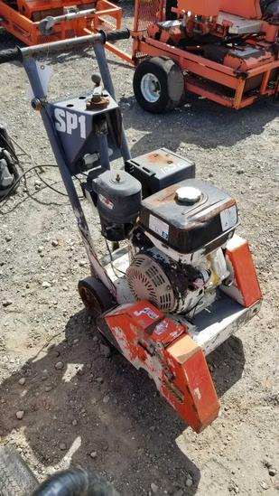 Multiquip SP1 Concrete Saw